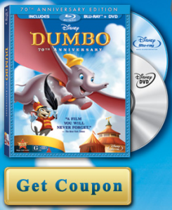 Dumbo $5 Off Coupons