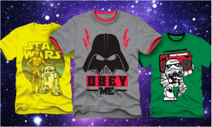 Groupon - Star Wars Kids T-Shirts